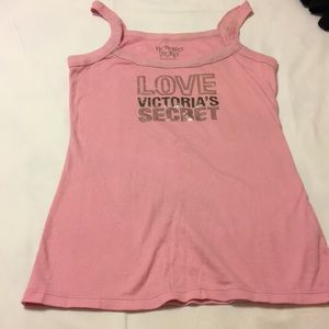 Victoria's Secret Ladies Top, Small Size.
